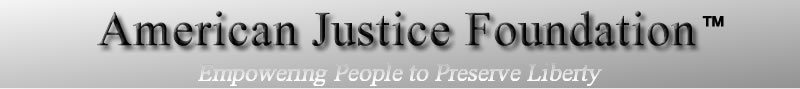 American Justice Foundation